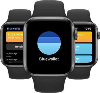 Bluewallet Apple