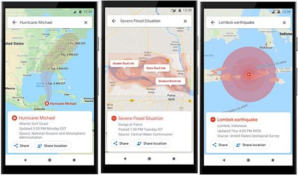 Google Maps Crisis