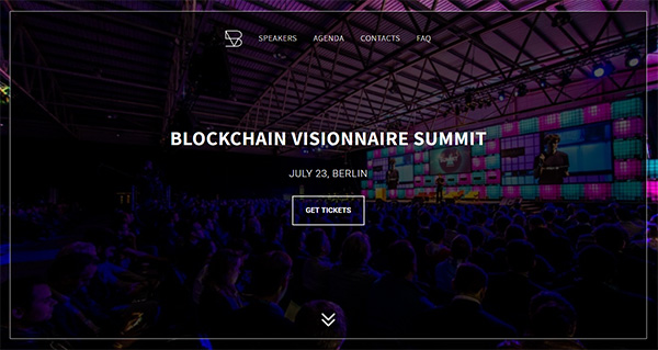Blockchain Visionnaire Summit