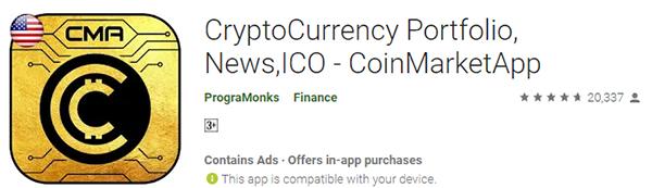 CoinMarketApp