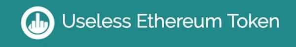 Useless Ethereum Token