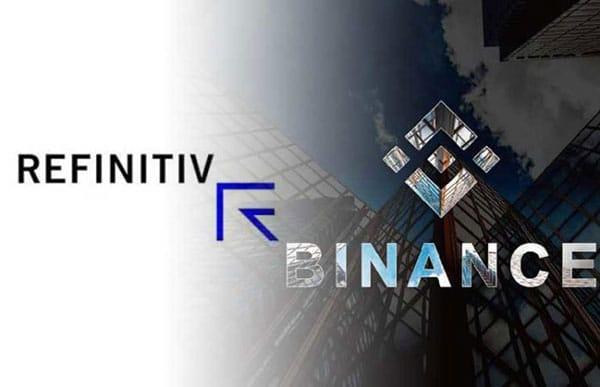 Refinitiv Binance