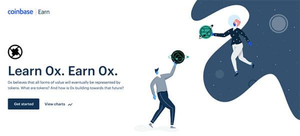 Coinbase Ox