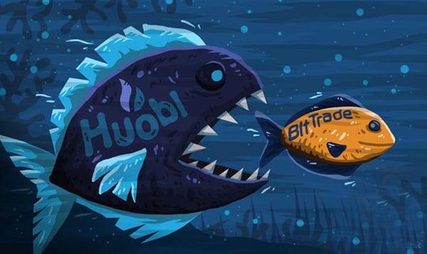 Huobi BitTrade