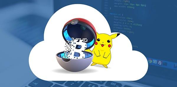 Pokemon Blockchain