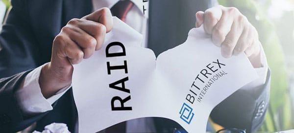 Bittrex Raid