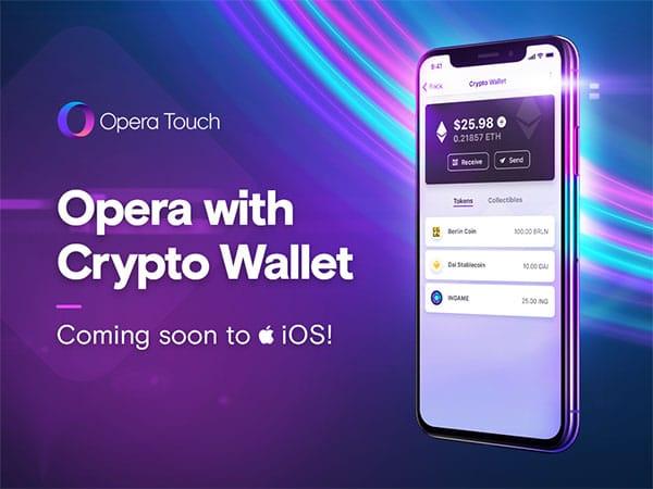Opera Wallet iOs