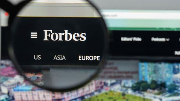 Forbes Blockchain