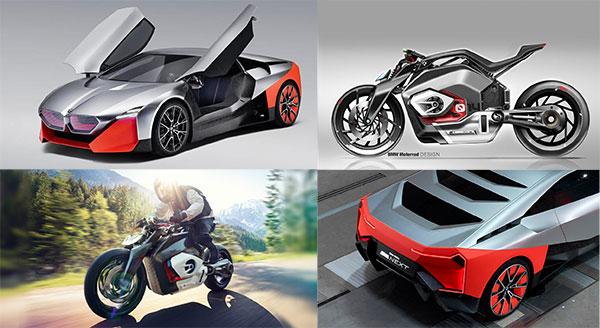 BMW Next Moto