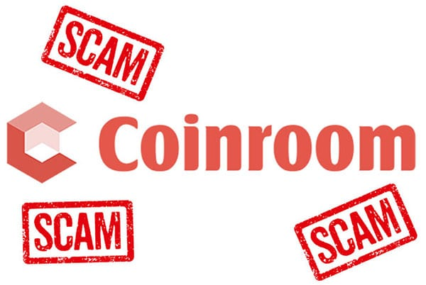 Coinroom Scam