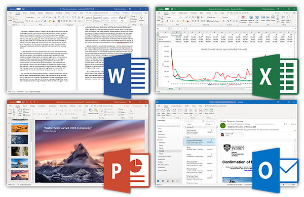 Microsoft Office RTF