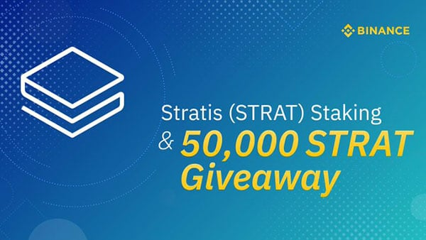 Binance Stratis