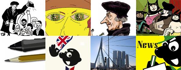 Cartoonfestival Rotterdam 2019