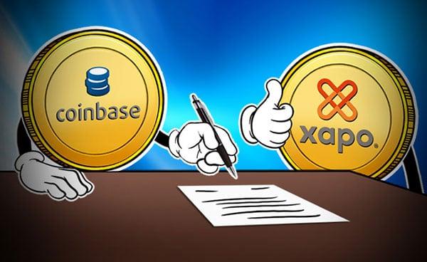 Coinbase Xapo