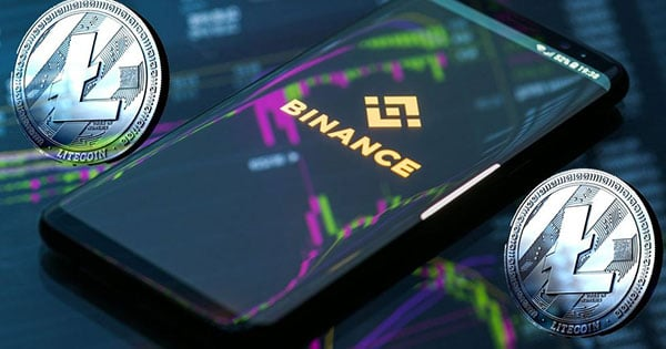Litecoin Binance
