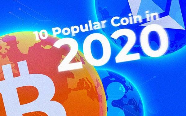 Top 10 Coin 2020
