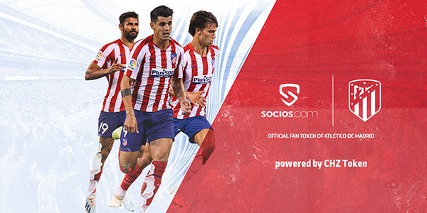 Atletico Madrid Socios