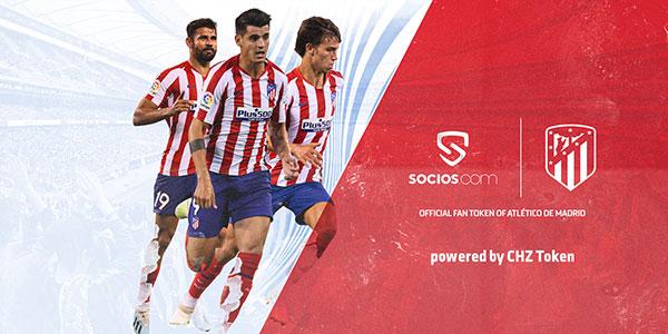 Atletico Madrid Socios