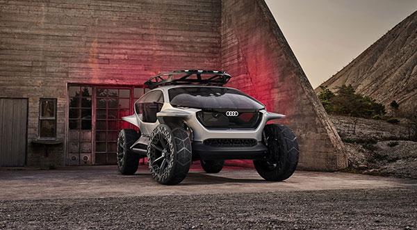 Audi Trail Quattro