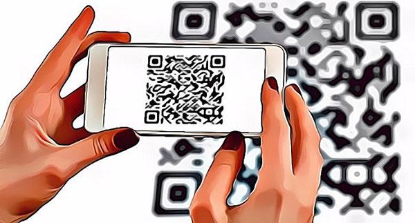 Crypto QR Code