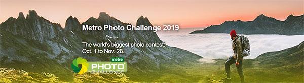 Metro Photo Challenge 2019