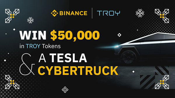 Binance Troy