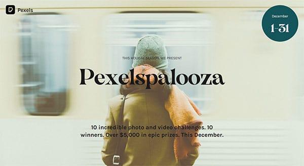 Pexelspalooza