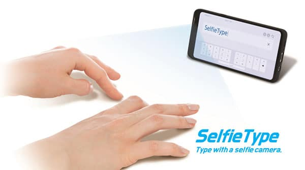 Selfie Type