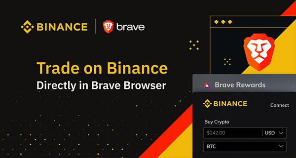 Brave Binance