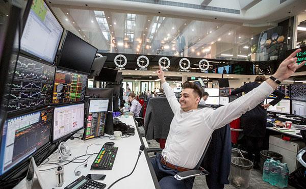 СПб биржа
