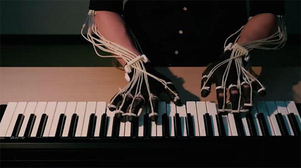 Перчатки Роботы