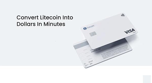 Visa Litecoin