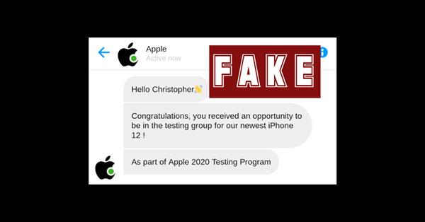 AppleFake